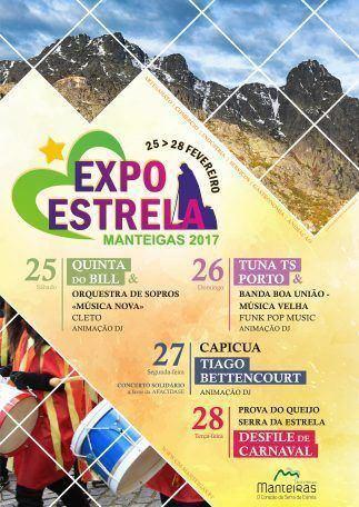Expo Estrela – Manteigas 2017
