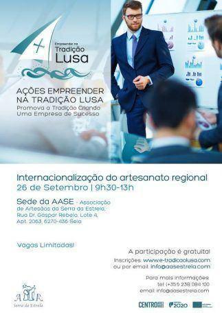 Internacionalização do Artesanato Regional
