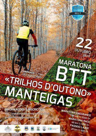Maratona BTT – Trilhos d'Outono