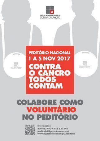 Peditório Nacional – Liga Portuguesa Contra o Cancro