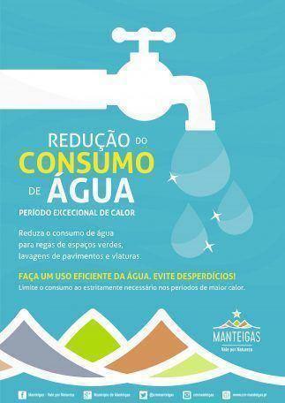 Redução do Consumo de Água
