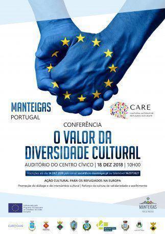 Conferência «O valor da diversidade cultural»