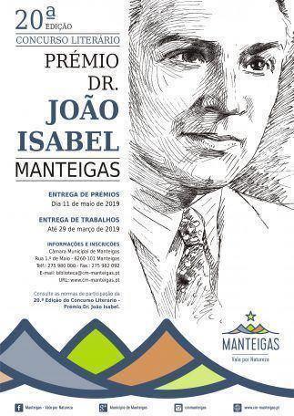 20.ª Edição Concurso Literário – Prémio Dr. João Isabel
