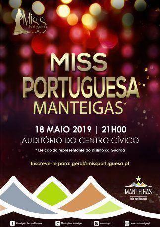 Miss Portuguesa – Manteigas