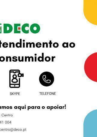 DECO apoia os consumidores