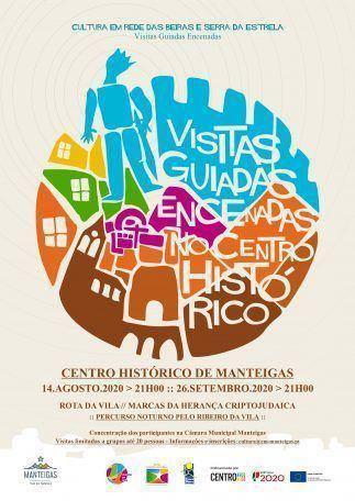 Cultura em Rede das Beiras e Serra da Estrela – Visitas Guiadas Encenadas