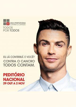 Liga Portuguesa Contra o Cancro – Peditório Nacional 2020